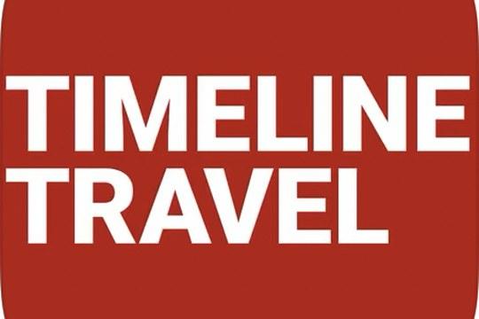 Timeline Travel app (Apple store)